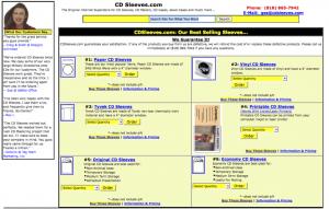 CDSleeves Screenshot